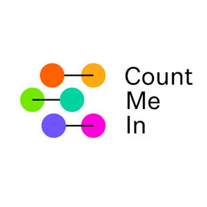 Count Me In logo