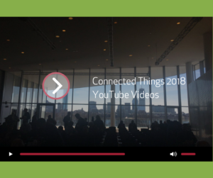 Connected Things 2018 on YouTube