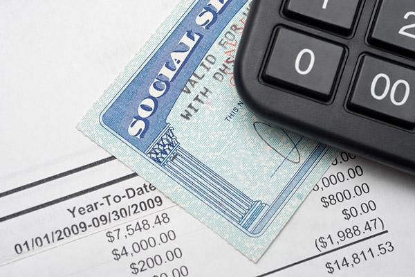 Social Security shortfalls