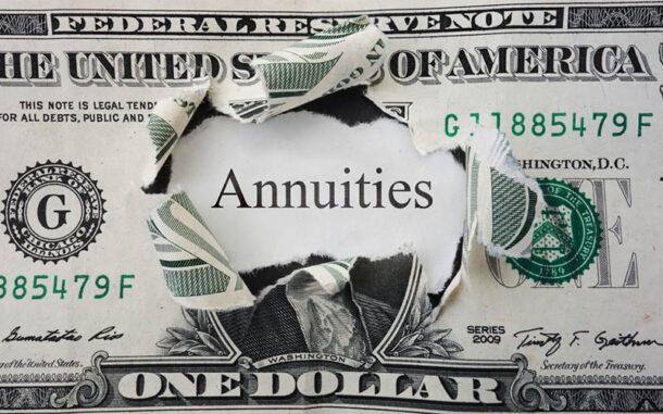 immediate annuities