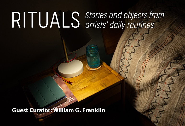 Rituals at The Mobile Art Gallery