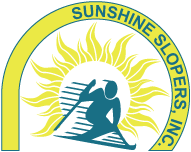 SUNSHINE SLOPERS SKI & TRAVEL CLUB Logo