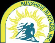 SUNSHINE SLOPERS SKI & TRAVEL CLUB Logo