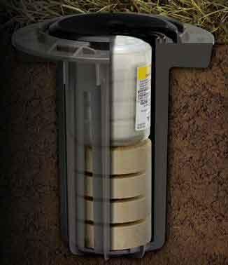 Termite Bait Station