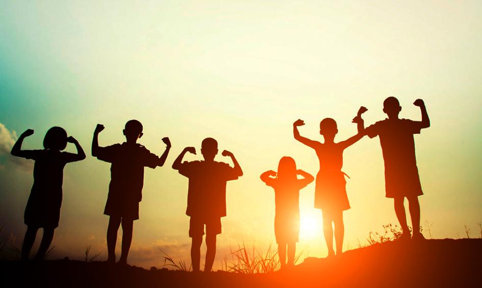 Using Peak Living Network Principles With Children