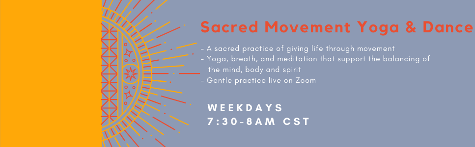 Sacred Movement