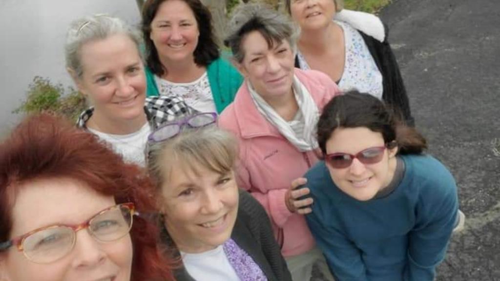 Women's Slow Walking & Conversation