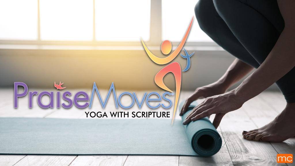 PraiseMoves - a Christian alternative to yoga