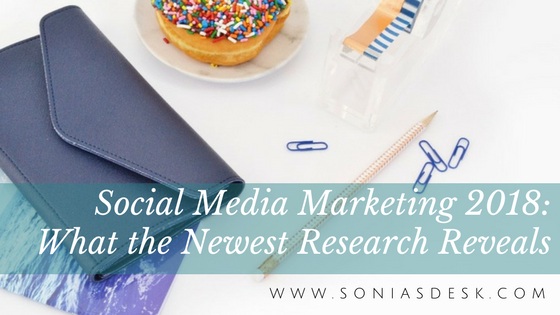 Social Media Marketing 2018: What the Newest Resaerch Reveals