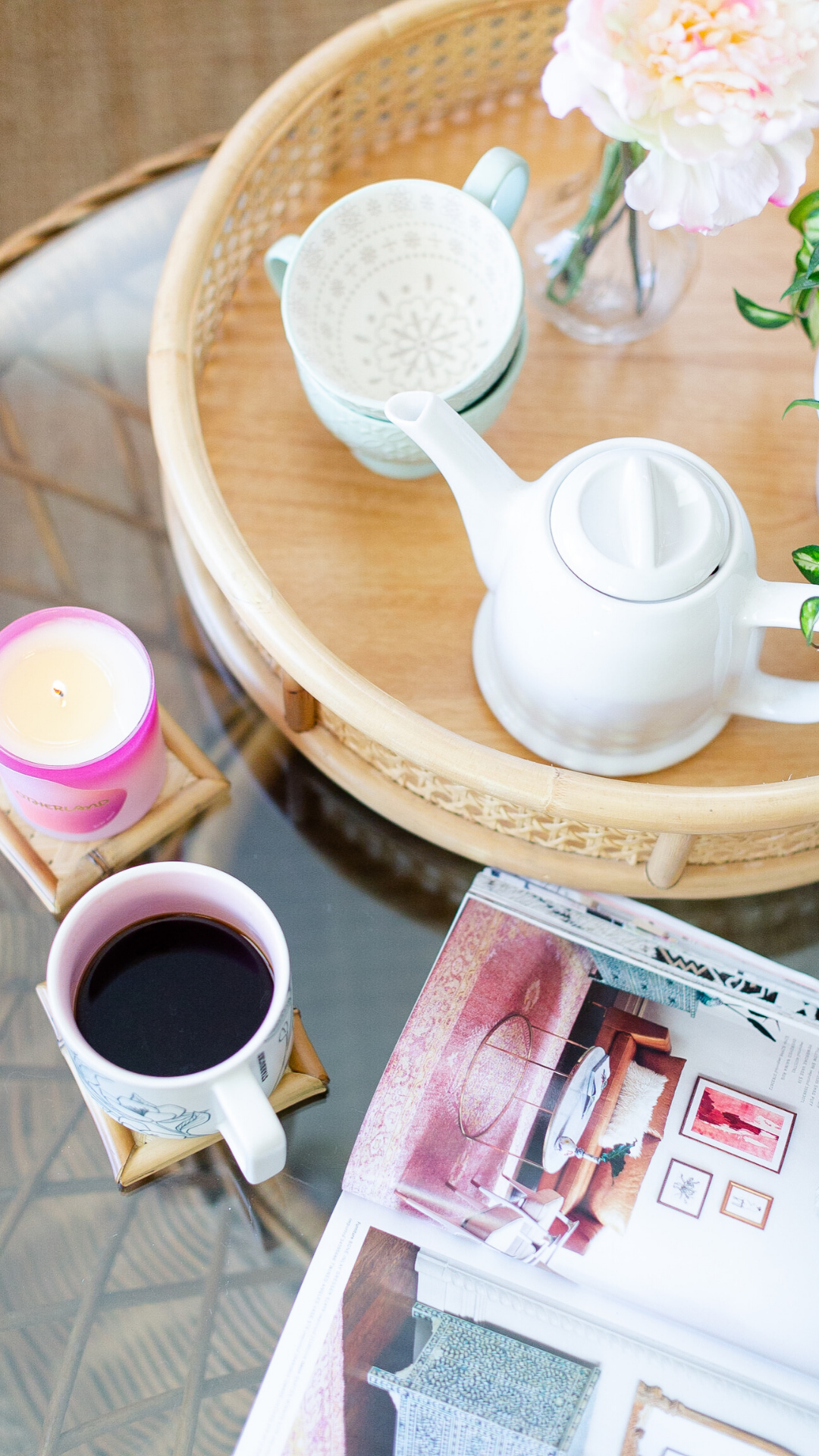 tea and candle for SD website