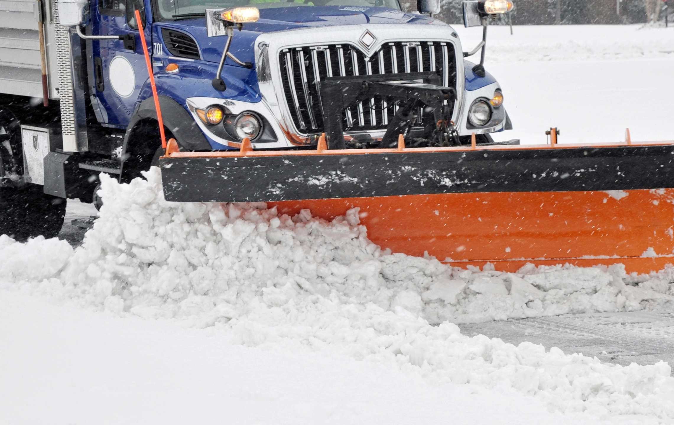 Commercial and Residential Snow Plowing