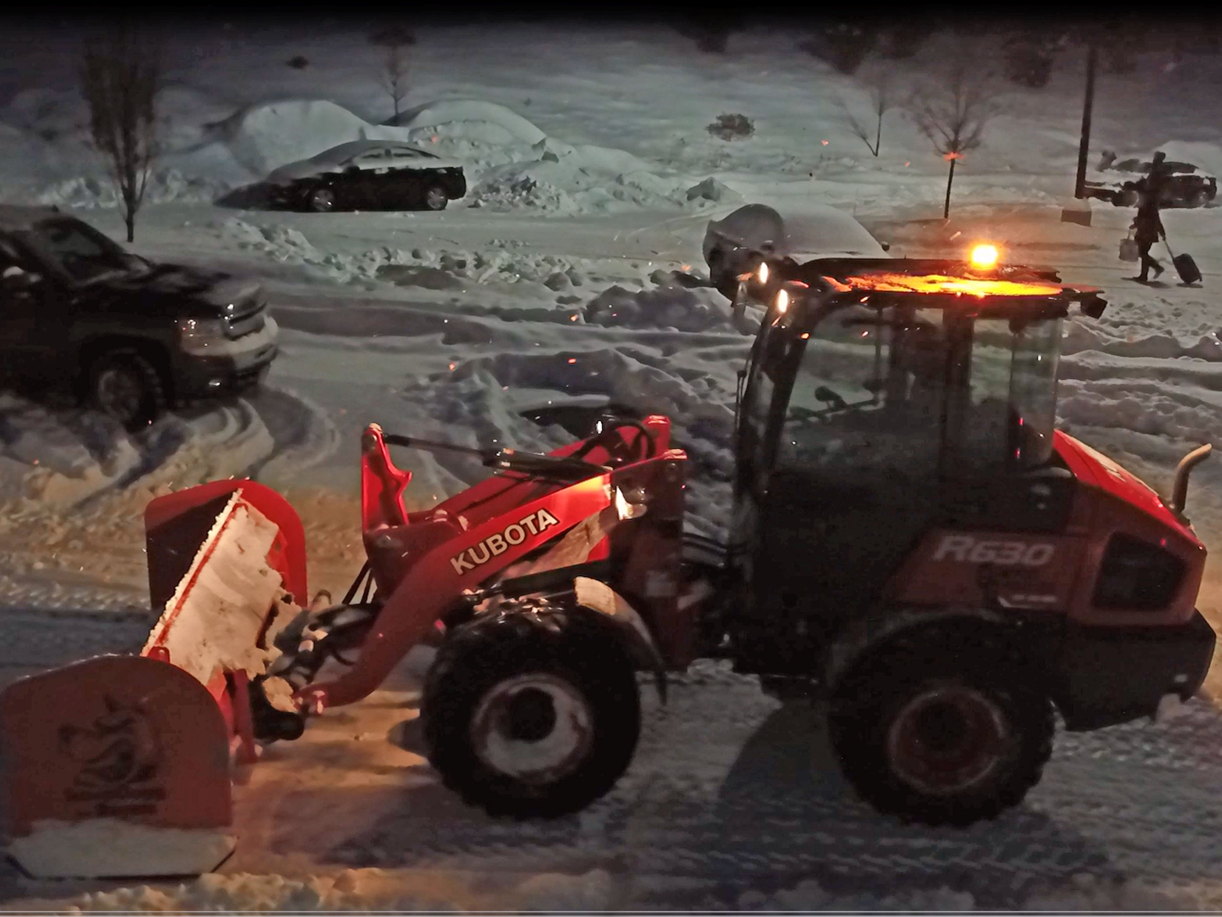 Goodhue Group Commercial & Residential Snow Removal