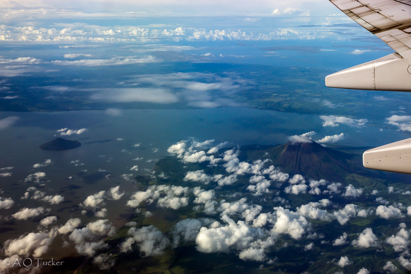 Large And Small From Above - Gringo In Nicaragua post