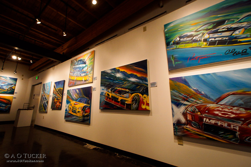 Patterson Exhibit Wall