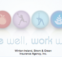 WISG Newsletters - Live Well, Work Well