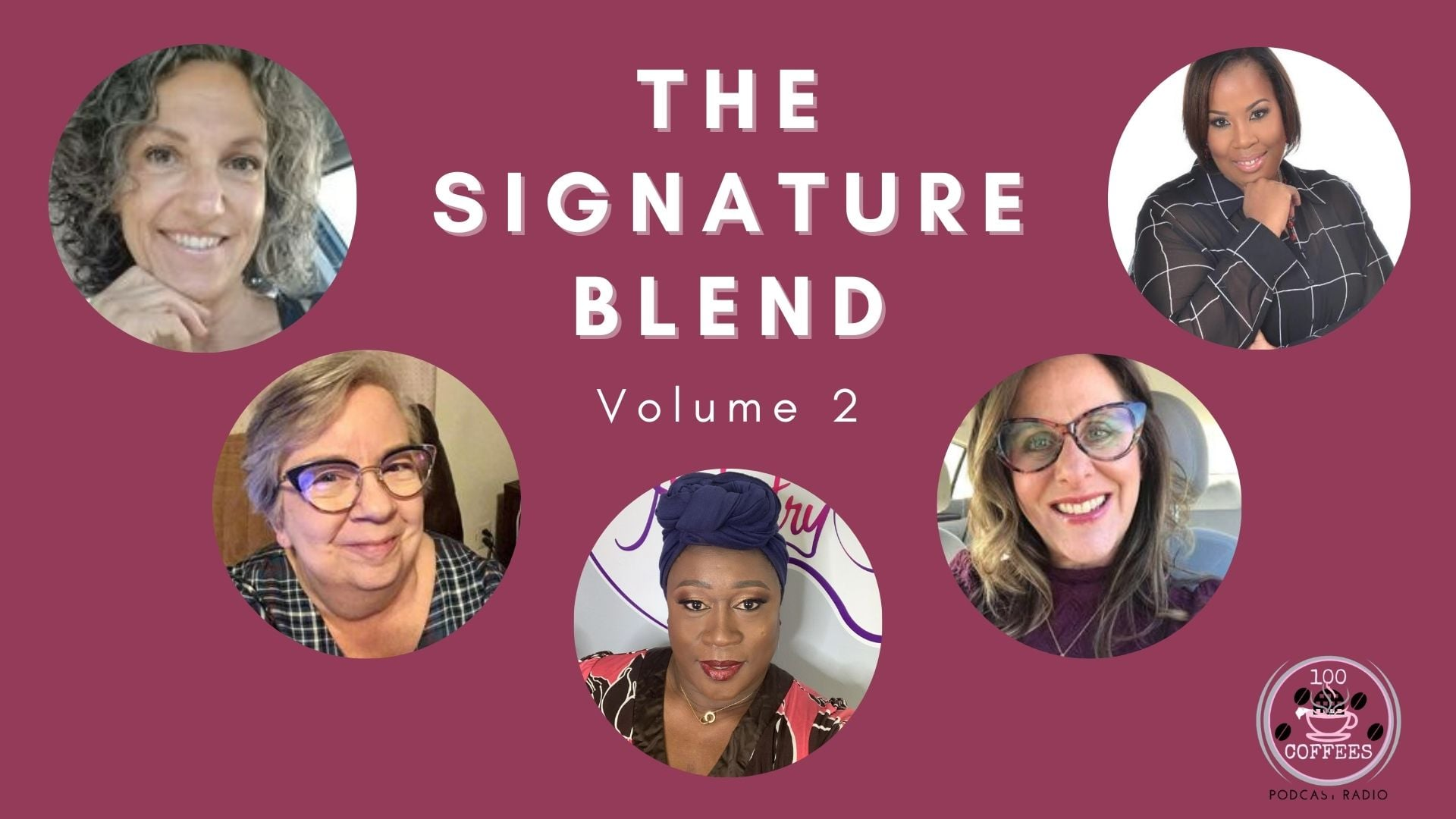the signature blend anthology cover