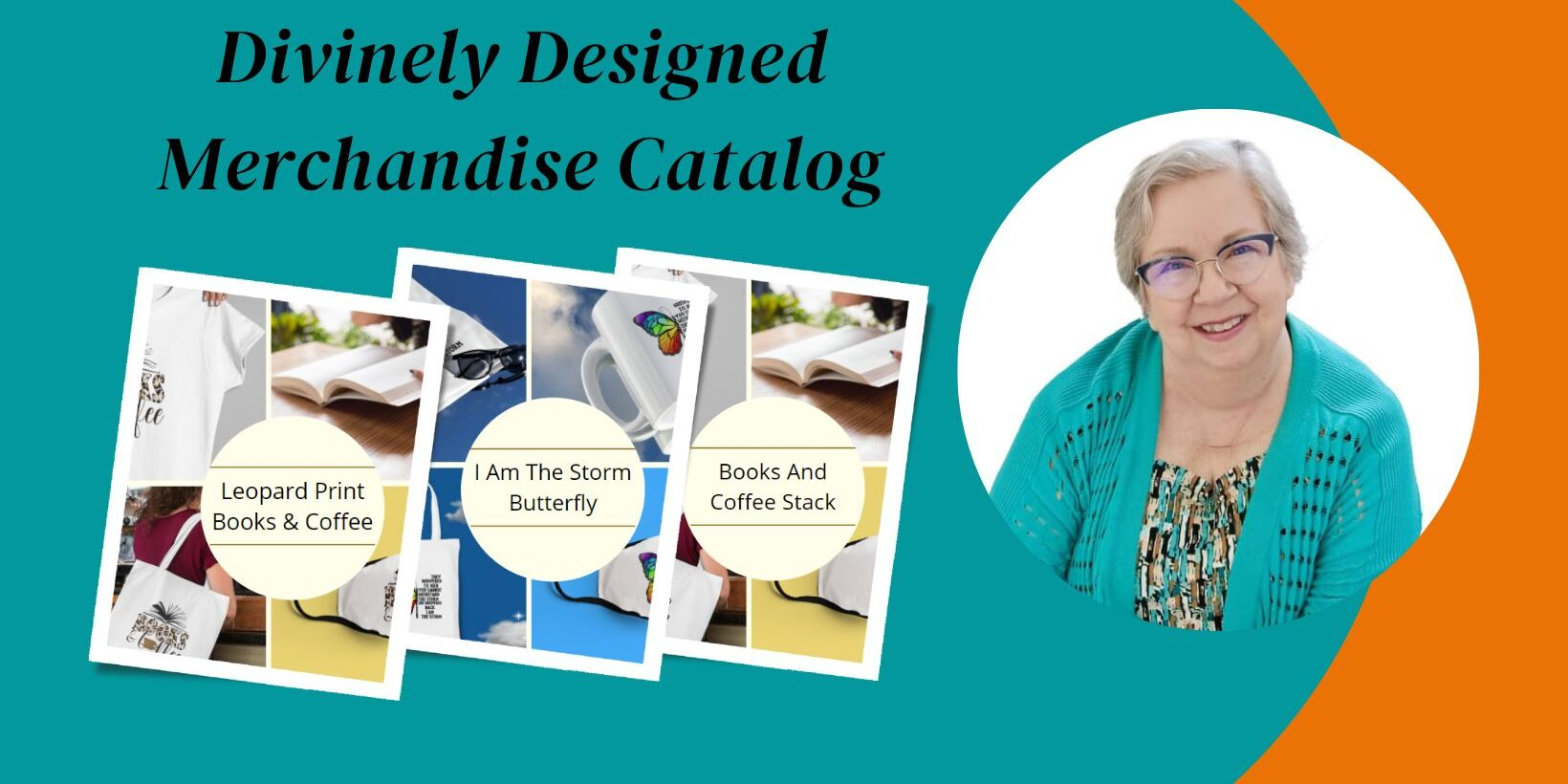 divinely designed merchandise cover photo