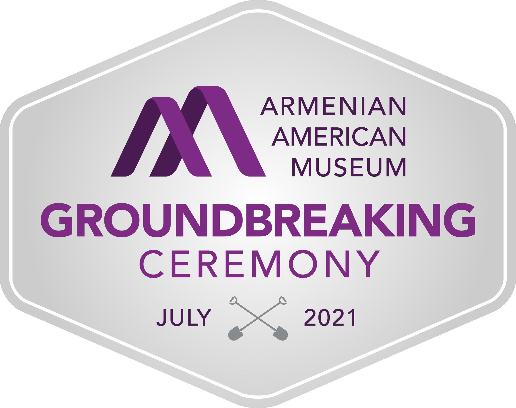 AAMCCC Groundbreaking Ceremony Logo Gray
