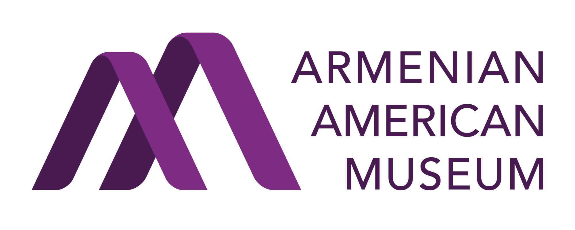 Armenian American Museum Logo Press