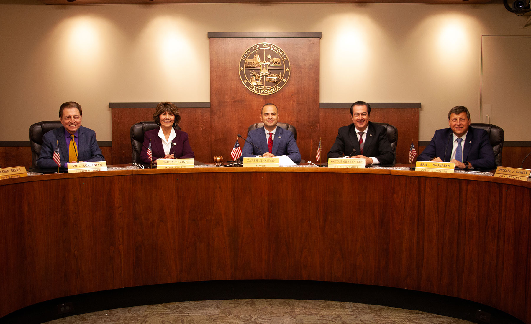 Armenian American Museum to Honor Glendale City Council at Inaugural Gala