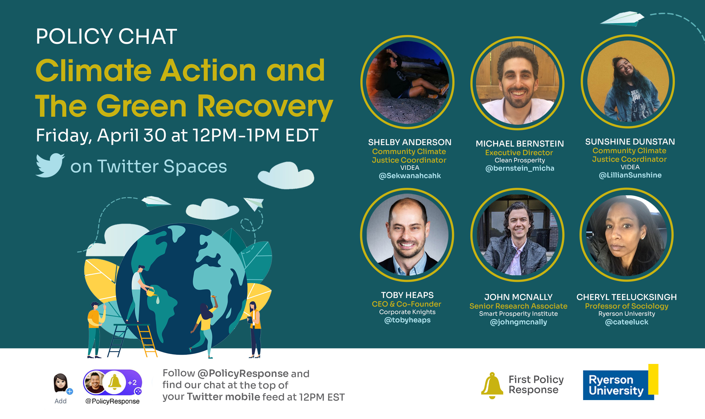 FPR Climate Chat Promo