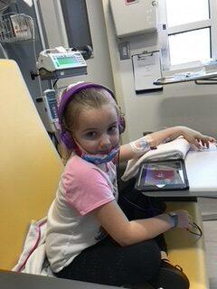 Baby Ava - CiDrep SickKids Foundation