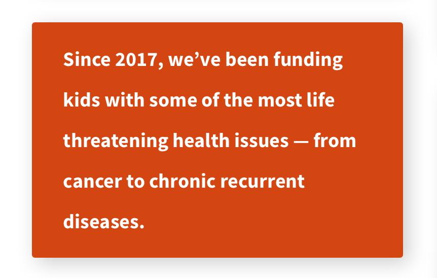Who We Are - CiDrep SickKids Foundation