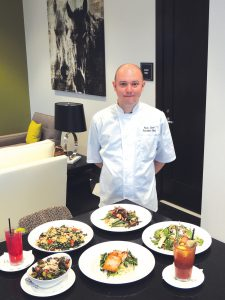 Chef Kevin Land
