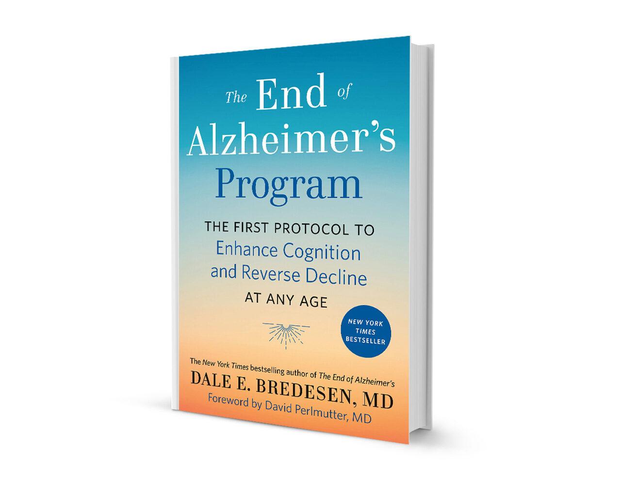 End of Alzheimer's Book