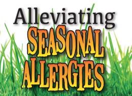 alleviating seasonal allergies
