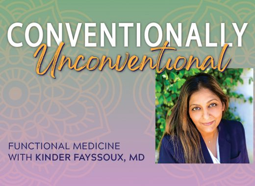 Conventionally Unconventional with Kinder Fayssoux, MD