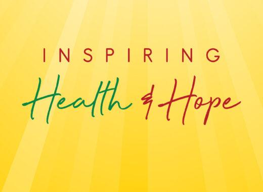 inspiring health & hope