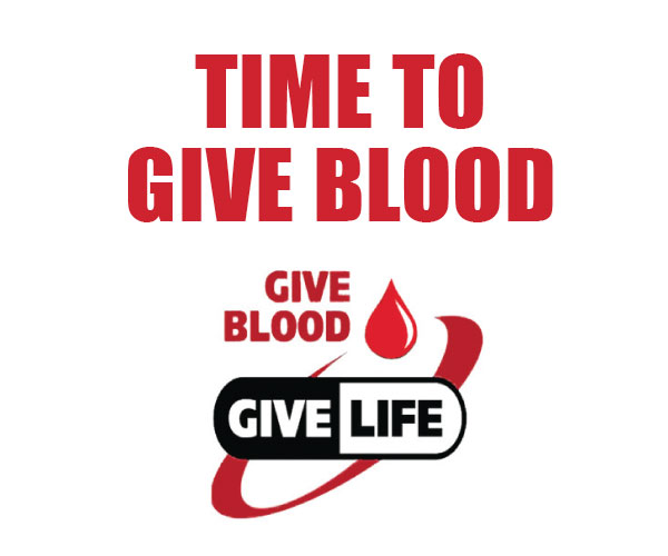 Time to Give Blood