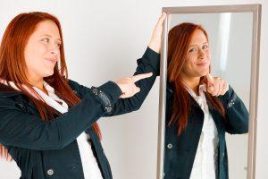 Studies show that body language enhances both internal and external confidence.