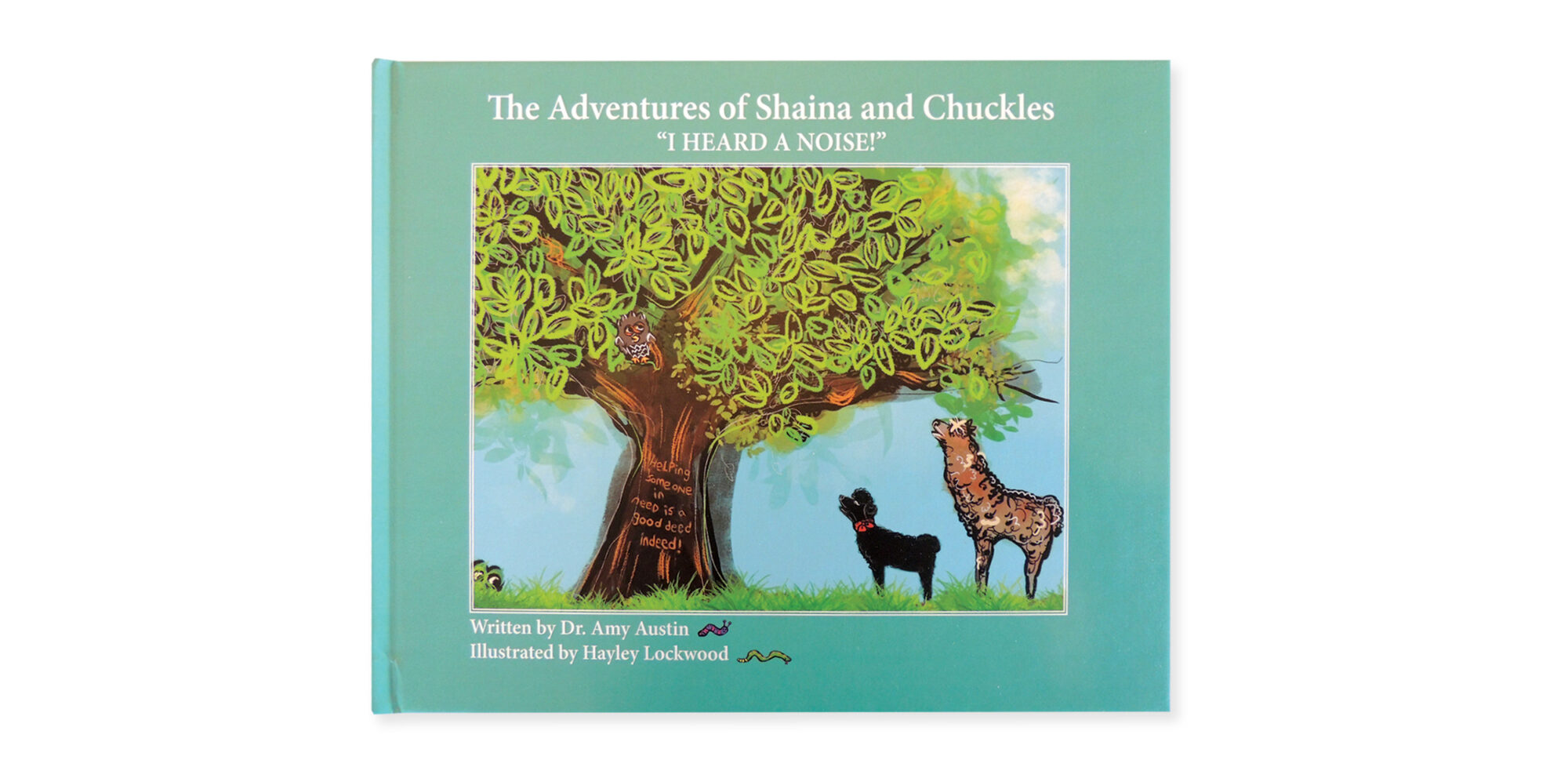 The Adventures of Shiana and Chuckles