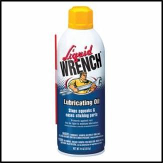 Liquid Wrench Super Lubricants, 11 oz, Aerosol Can