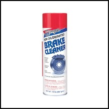 084-2421 Non-Chlorinated Brake Cleaner, 19 oz Aerosol Can