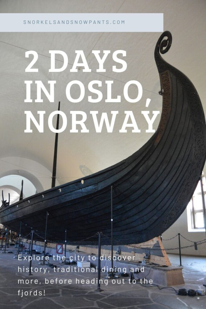 2 Days in Oslo