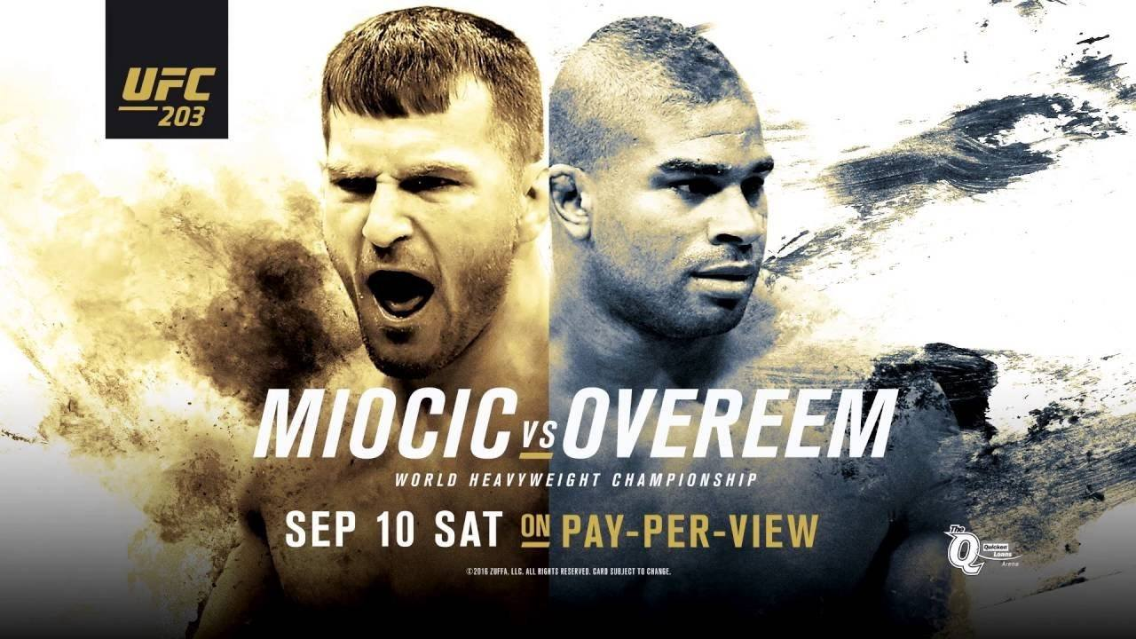 Watch UFC 203 at GameTime Miami Tampa Fort Myers