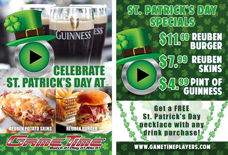Celebrate-St-Patricks-Day-at-GameTime