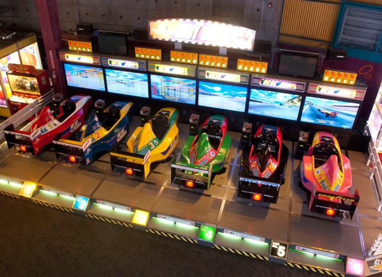 GameTime Arcade Racing - Join Us During Race Week at GameTime Daytona Beach in One Daytona