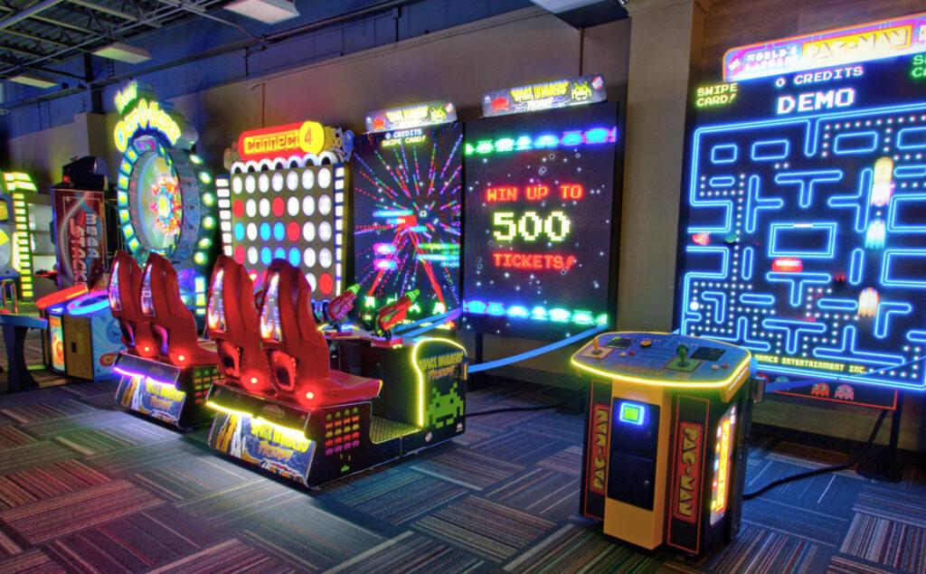 GameTime Mega Arcade Retro Video Games