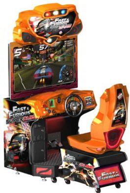 Fast & Furious Super Cars