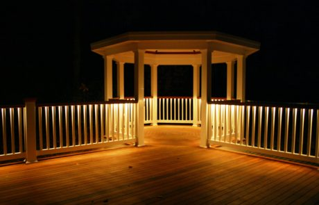 Phoenix Ambience Lighted Railings