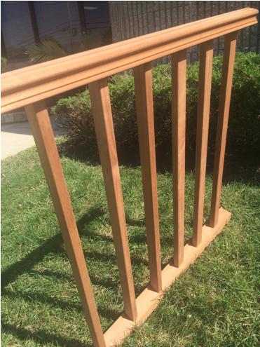 All Wood Rail Liberty-1