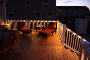 Phoenix Manufacturing Ambience Lighted Rails