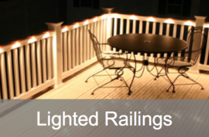 Phoenix Lighted Railings