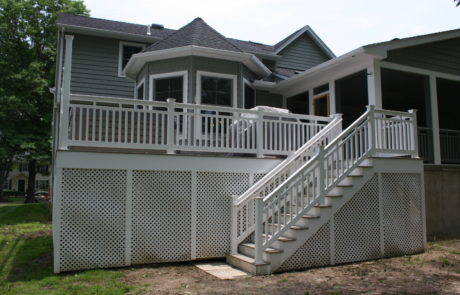 Phoenix Designer Series Railings