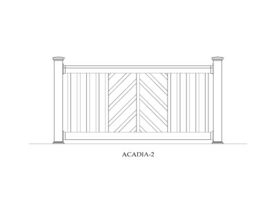 Phoenix Manufacturing Specialty Panels - Acadia