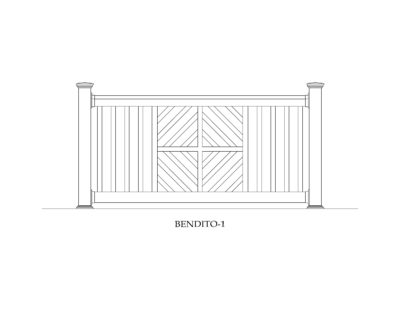 Phoenix Manufacturing Specialty Panels - Bendito 1